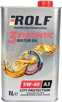 5W-40ROLF3-SYNTHETIC1L
