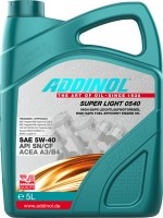 5W-40_Addinol_Super_Light_0540_SAE_5