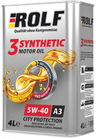 5w40ROLF3Synthetic4L
