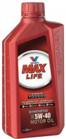 ValvolineMaxLifeSynthetic5W-401L